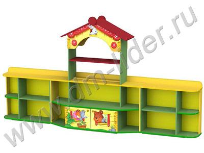 Компания «Лидер» - Мебель для детских садов и дошкольных учреждений 44c3db70f51